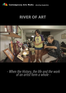 river of art-Charlene SHIH -yourartfilm-asia-visual art-drawing-painting-documentary-liu yu