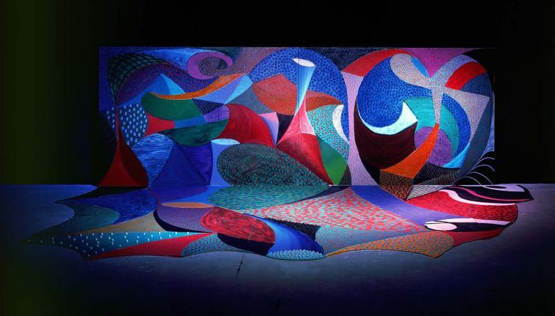 Hockney - Pleasures 5